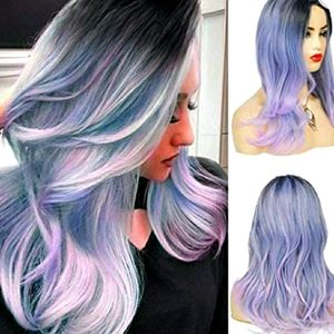 GORGEOUS COLORED WIG